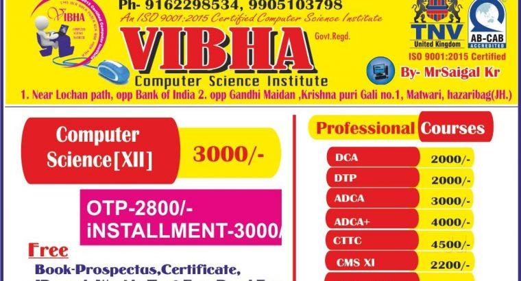 Vibha Computer Science Institute