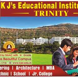 Kjs Trinity Colleges