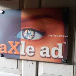 Axle Ad