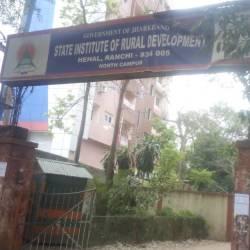 State Institute Of Rural Development