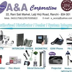 A & A Corporation