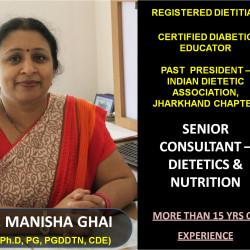 Dr. Manisha Ghai