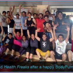 Health Freaks Fitness Club