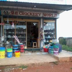 M. B. Crockery World