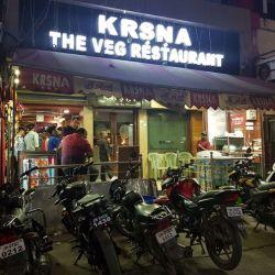 Krsna The Veg Restaurant & Caterers