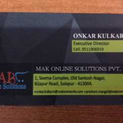 Mak Online Solutions Pvt Ltd