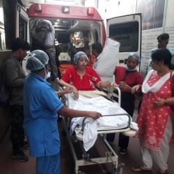 Panchmukhi AIR and Train Ambulance Services Pvt Ltd