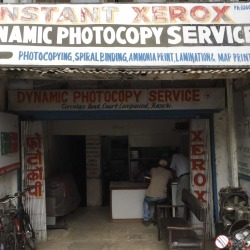 Dynamic Photocopy Service
