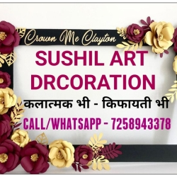 Sushil Artist Decoration