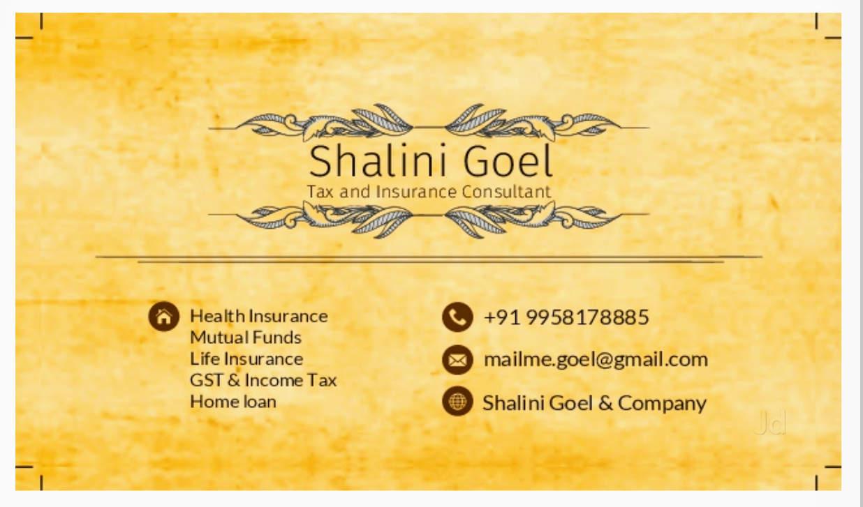 Shalini Goel & Company